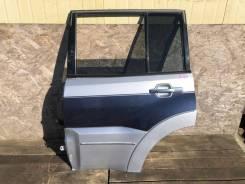 Дверь задняя левая A19T65A19 Mitsubishi Pajero Super Exceed V98W 4M41
