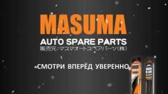 Дворник Masuma 18' бескаркасный, универсальный (450мм) 8 видов креплений MU018U