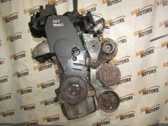 Контрактный двигатель Фольксваген Гольф 2,0 i AZJ