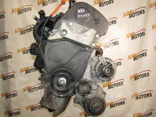 Контрактный двигатель Шкода Фабия 1,4 i BKY