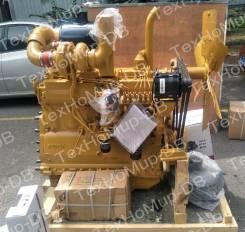 Двигатель в сборе Shanghai SC11CB184G2B1 для бульдозера Shantui SD16