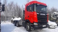 Scania. Скания S620 6Х6 (полный привод), 16 000куб. см., 30 000кг., 6x6. Под заказ