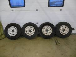 Колеса R15 5,5JJ 215/80 R15