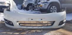 Бампер с туманками Nissan Teana, передний J32