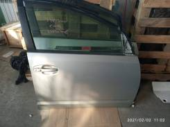 Дверь передняя правая Toyota Prius NHW20 цвет 1F7