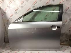 Дверь передняя левая (1D4-серебро) toyota Camry ACV40