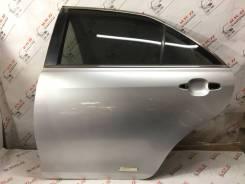 Дверь задняя левая (1D4-серебро) Toyota Camry ACV40
