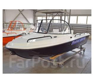 Wyatboat WB-430M. 2021 год, длина 4,30м., двигатель без двигателя, бензин. Под заказ