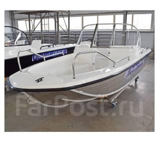 Wyatboat. 2021 год, длина 4,30м., двигатель без двигателя, 110,00л.с., бензин. Под заказ