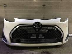 Бампер Toyota Sienta NHP170 1NZ 2018 перед. 2 модель. 2018 год. (б/у)