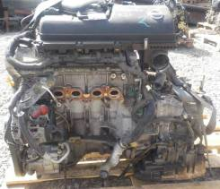 ДВС с КПП, Nissan CR14-DE - 0000770 CVT RE0F08A FF BGZ11