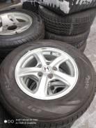 Колёса 205/70R15 Хонда Црв оригинал литьё 5/114,3R15.