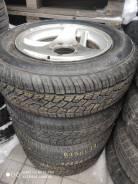 Колёса оригинал Сузуки Япония 6J, ET25, 5/139,7R16 шины 215/65R16, 4шт.