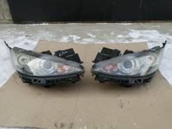 Комплект фар (ПАРА) Xenon в сборе на Mazda Biante