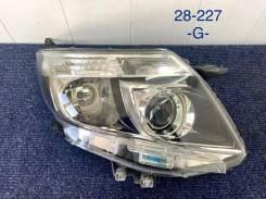 Фара правая Toyota Noah 80 G's LED Оригинал Япония 28-227