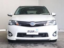 Бампер. Новый. Toyota Axio/Fielder 1 модель 2012-2015