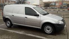 Лада Ларгус. Фургон, 2 200куб. см., 1 000кг., 4x2