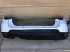 Бампер задний Renault Duster 850225435R Целый