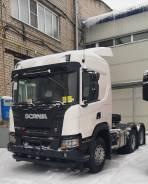 Scania. Седельный тягач P440A6X4HA, 12 742куб. см., 26 000кг., 6x4