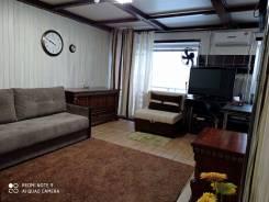 1-комнатная, улица Невская 16. Столетие, частное лицо, 29,9кв.м. Вид из окна днем