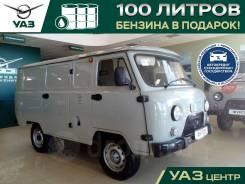 УАЗ-3741. Цельнометаллический фургон 2-х местный, 2 700куб. см., 925кг., 4x4