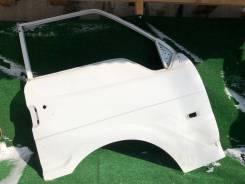 Дверь белая передняя правая Mazda Bongo SK82MN