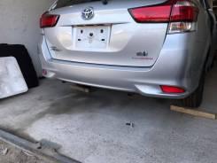 Бампер Задний Toyota Corolla Fielder 2015 г. 2 модель