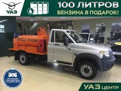 УАЗ Профи. Топливозаправщик, 2 700куб. см., 1 500кг., 4x4