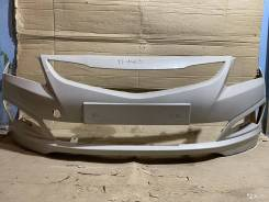 Бампер передний Hyundai Solaris 865114L500