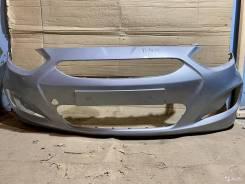 Бампер передний Hyundai Solaris 865114L000