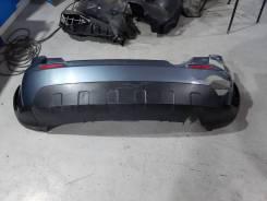 Задний бампер Suzuki SX4 2007