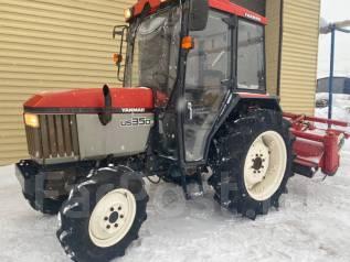 Yanmar. Мини-трактор US35D +фреза 1,8м. +ПСМ, 35,00л.с.