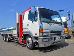 Mitsubishi Fuso Super Great. Эвакуатор, 6x2. Под заказ