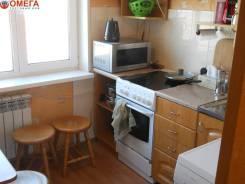 3-комнатная, улица Жигура 52. Третья рабочая, агентство, 62,0кв.м. Кухня