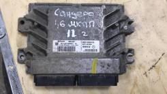 Блок управления эбу Renault Sandero б. у