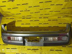 Бампер задний Nissan Cube YZ11 HR15DE