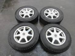 Комплект зимних колёс на литье без пр. по РФ 205 70 15 DE-168