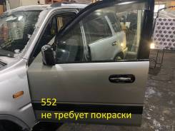 Дверь передняя левая серебро 552 на Honda CR-V 67050-S10-000ZZ
