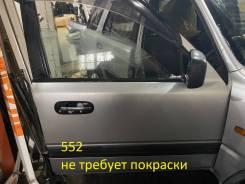 Дверь передняя правая серебро 552 на Honda CR-V 67010-S10-010ZZ