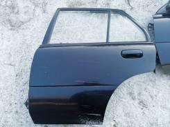 Дверь задняя L Toyota Starlet NP80