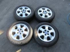 Комплект летних колёс на литье. Без пр. по РФ 205 60 16 DE-165