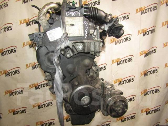 Контрактный двигатель Volvo S40 1,6 TDI D4164T