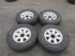 Комплект зимних колёс на литье. Без пр. по РФ 265 70 16 DE-145
