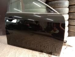 Дверь передняя правая Toyota Camry ACV40 2AZ-FE 2007 черная 202