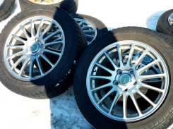 75762 Комплект дисков Bridgestone Ecoforme R17, 7+53, 5x114.3 + ШИНЫ
