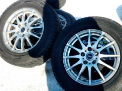 35521 Комплект дисков Hot Staff Cross Speed R16, 6.5+40, 5x114.3+ ШИНЫ