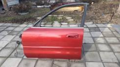 MB907631 Дверь передняя левая для Mitsubishi Galant (E5) 1993-1997