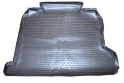 Коврик багажника (полиуретан) Opel Astra H (седан) [Pucast4D]