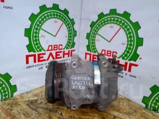 Компрессор кондиционера Lacetti/Aveo, Gentra, V-1400_1600 cc. Контрактный