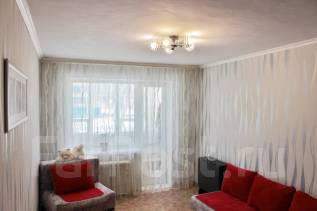 2-комнатная, улица Панфиловцев 20. Индустриальный, агентство, 50,6кв.м.